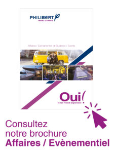 Brochure Affaires Evenementiel