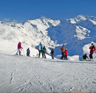 Winter seminary & Team building in Chamonix